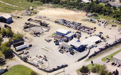 scrap metal recycling centers nashville