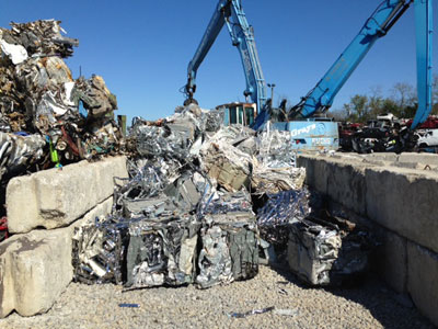 scrap metal prices nashville