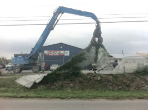 demolition company nashville