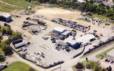 scrap metal recycling centers nashville