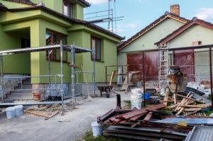 nashville dumpster rentals home residential neighborhood